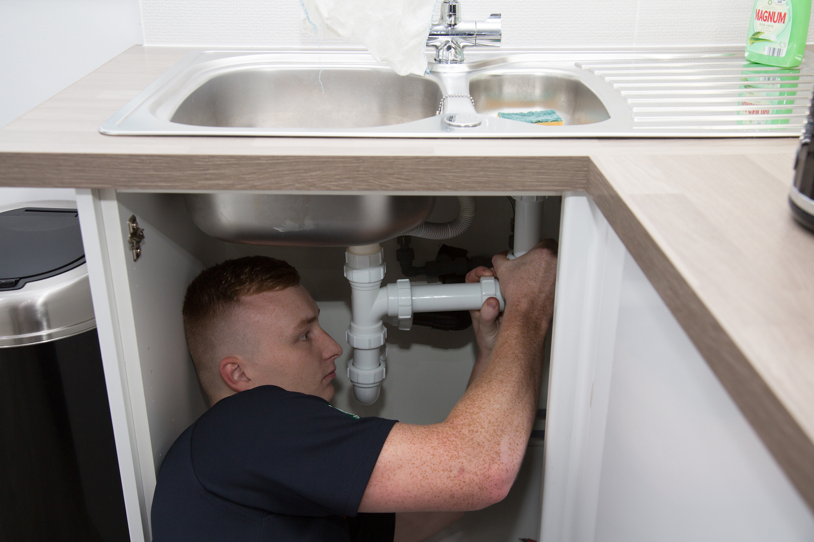 Plumber in West Houghton