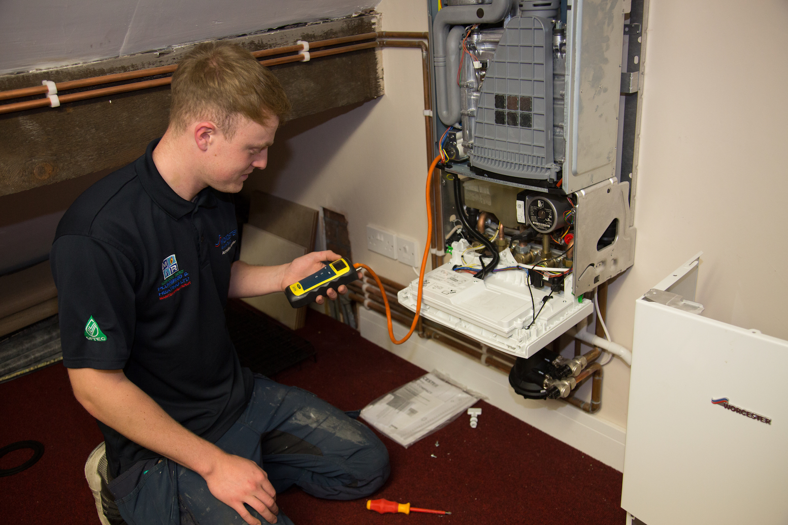 Ideal Boiler Servicing in Stockton Heath