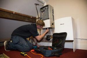 Viessmann Boiler Repair in Hale