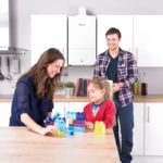 IDEAL Boilers on Finance in Bowdon