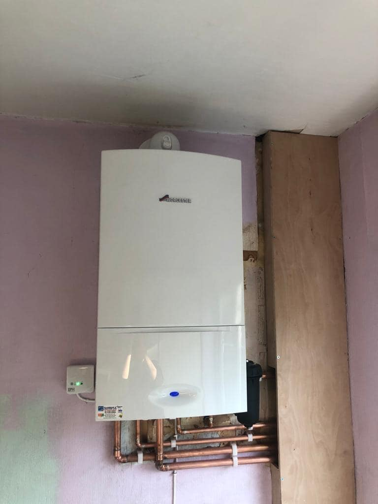 Baxi boiler installer in Clitheroe