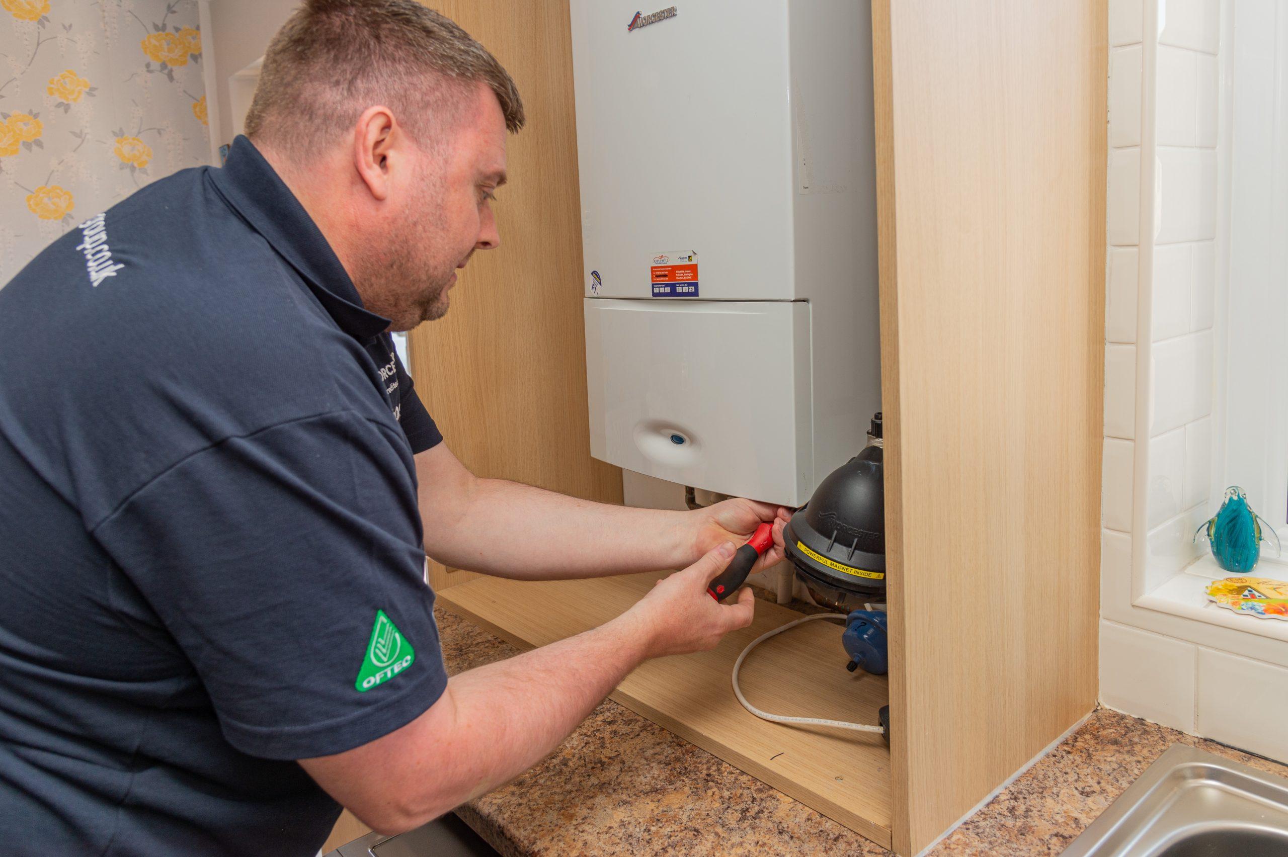 Worcester Boiler Repair in Wigan