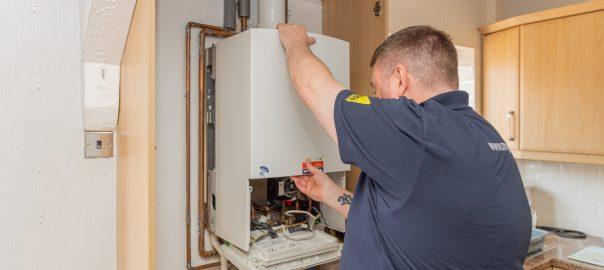 Worcester boiler installer in Bolton